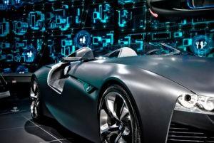 vernetzte Autos