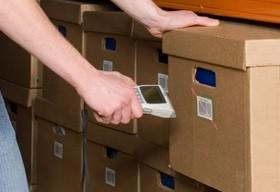 Barcodescanner für RFID