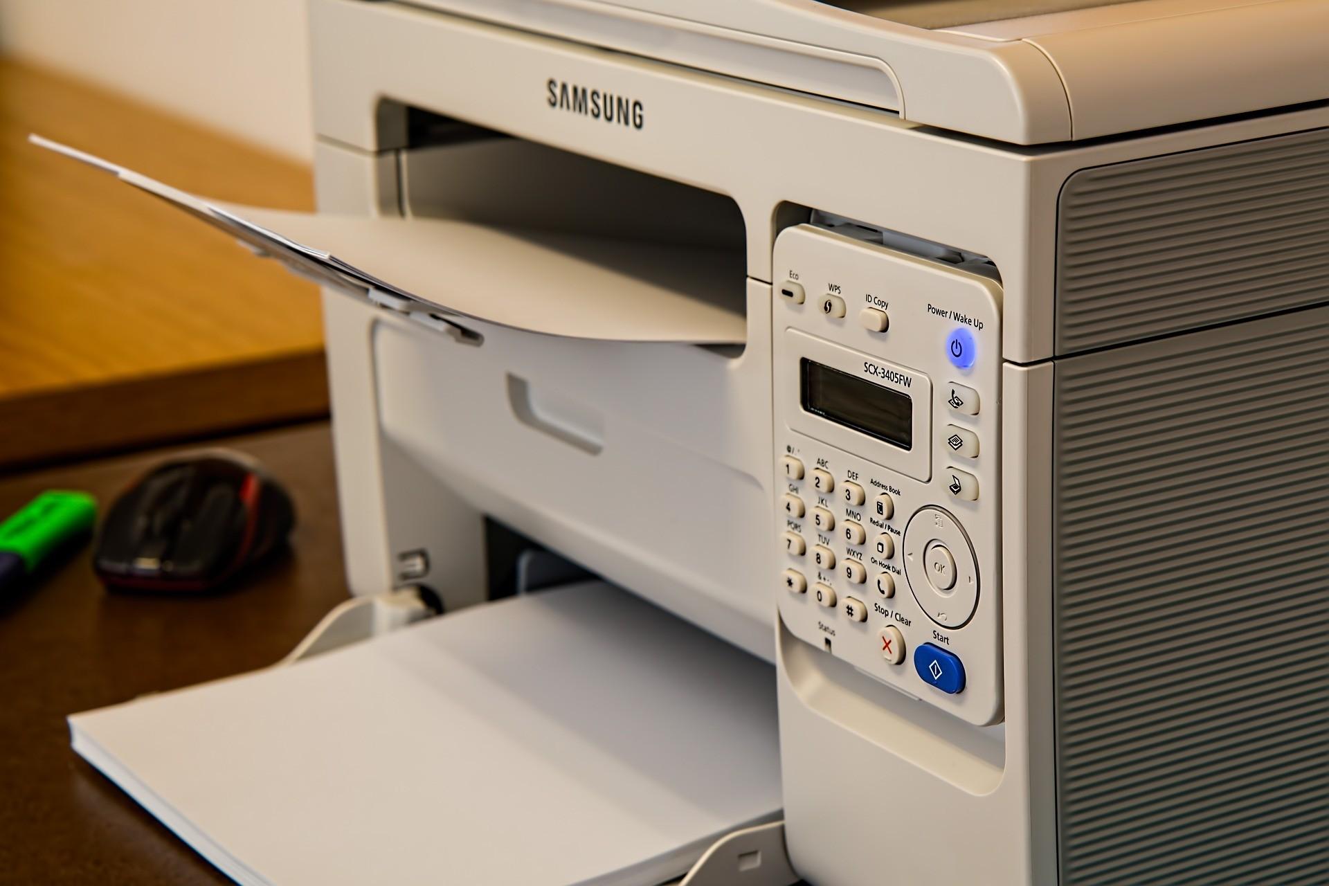Drucker im Netzwerk