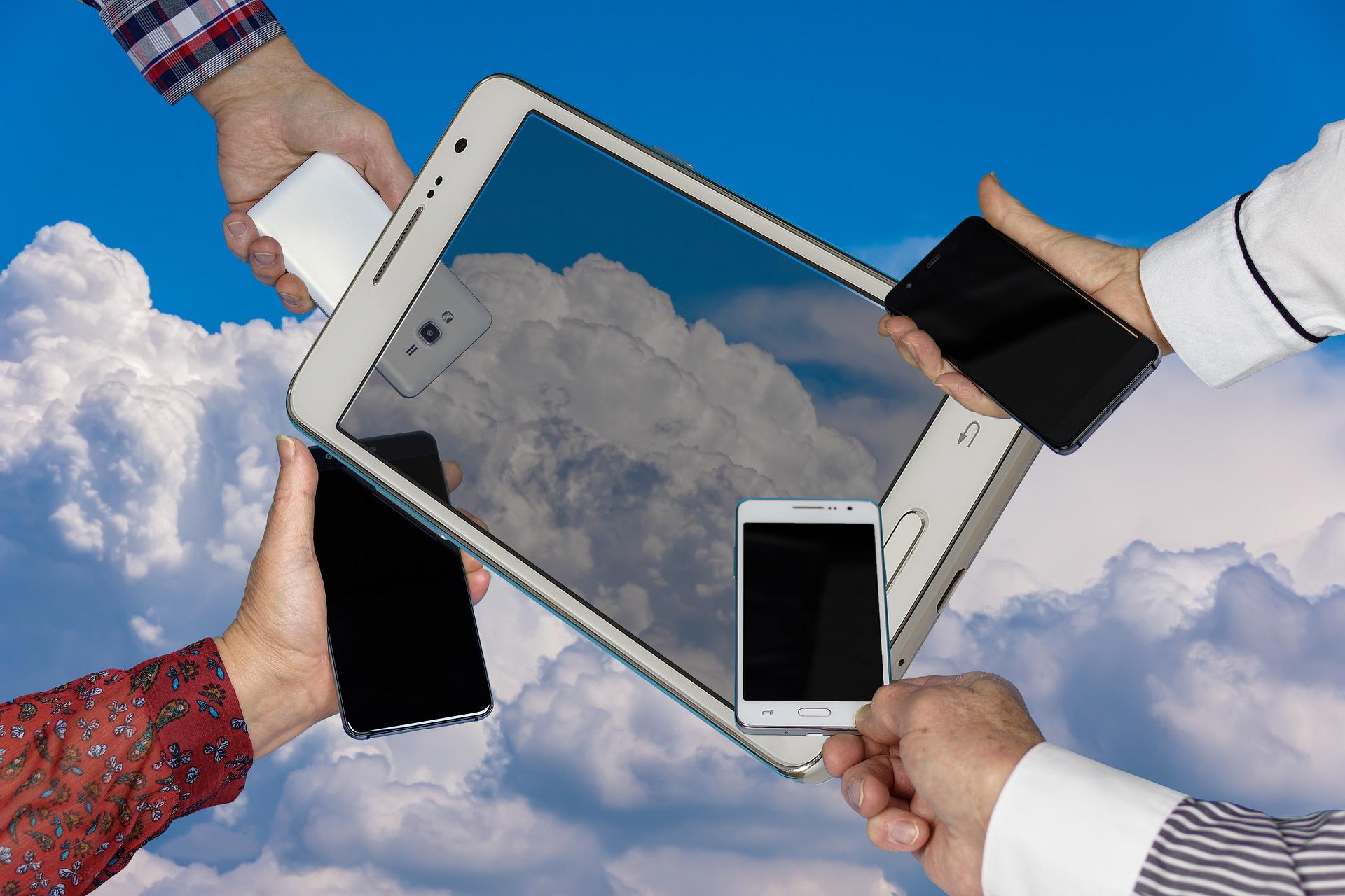 Mobiles Internet im 5G Standard