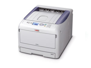Netzwerkdrucker OKI