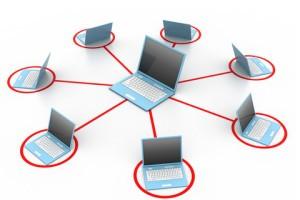 Aufbau eines Peer to Peer Netzwerks