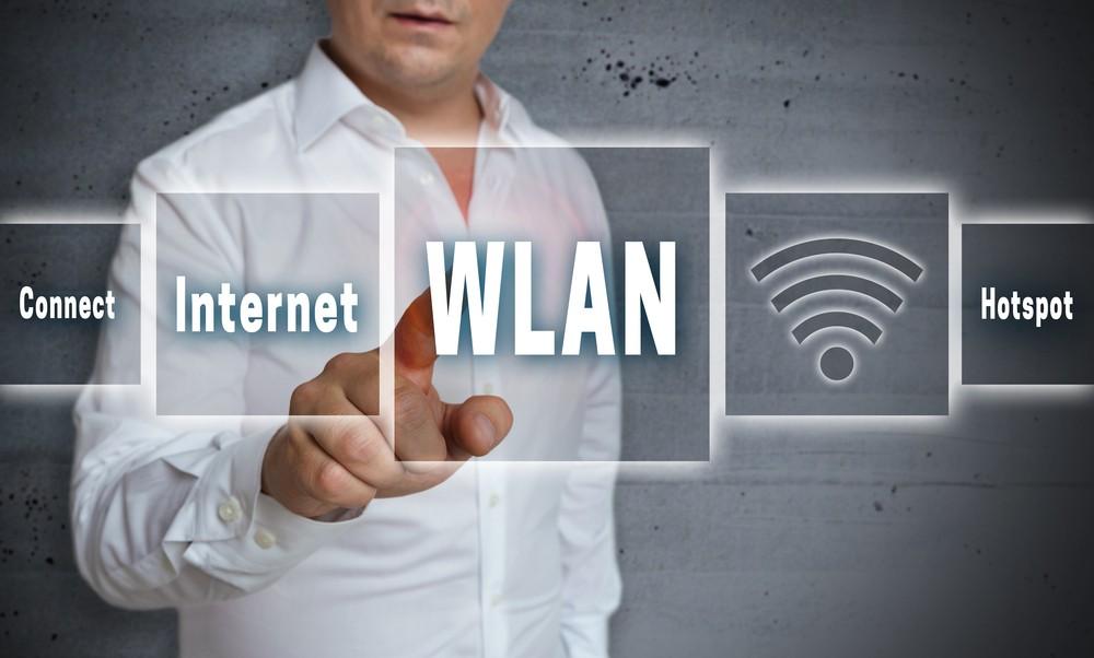 Kostenloser WLAN-Hotspot