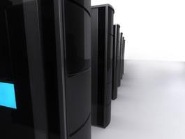 Managed Server für Unternehmen