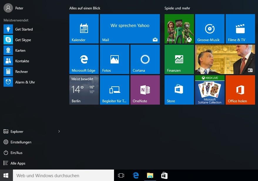 Windows-10-Kacheln-im-Startmenue-entfernen-1