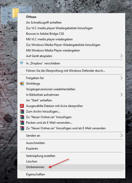 Windows10Ordnerumbenennen
